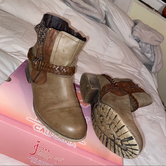 Jellypop boots size 11